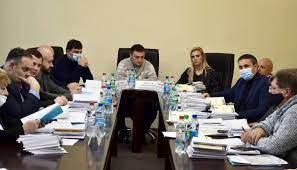 Відеозаписи засідань постійних комісій обласної ради